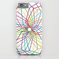 iPhone & iPod Case featuring Chaos 2 Order by Lucy Munro