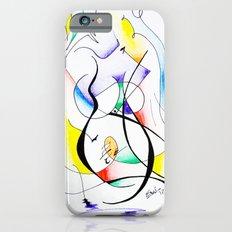 Cuerpo de mujer (estudio) iPhone 6 Slim Case