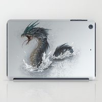 water dragon  iPad Case