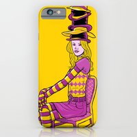 iPhone & iPod Case featuring Hats by Matt Willis