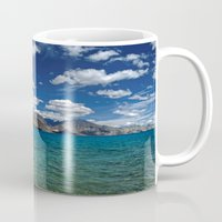 Evening Blues...Pangong Lake Mug