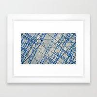 SoHo Perspectives No. 3 Framed Art Print