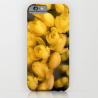 Tiny Yellow Blossoms iPhone 6 Slim Case
