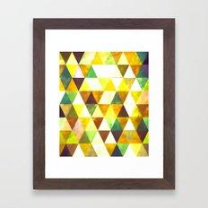 Abstract #428 Framed Art Print