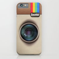 Insta Case Cam iPhone 6 Slim Case