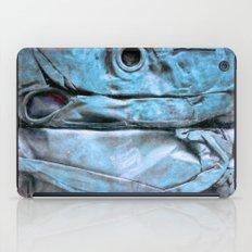 Blue blue iPad Case