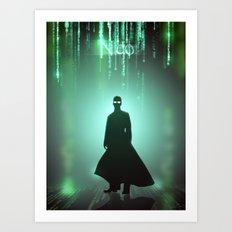 Neo Art Print