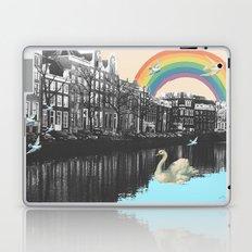 LOVE FROM AMSTERDAM!  Laptop & iPad Skin