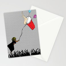 My Cup Stationery Cards