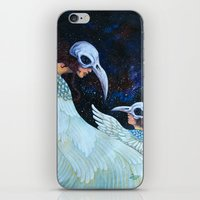 Lullaby of Flight iPhone & iPod Skin
