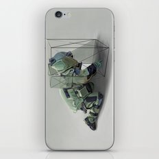 Cage iPhone & iPod Skin
