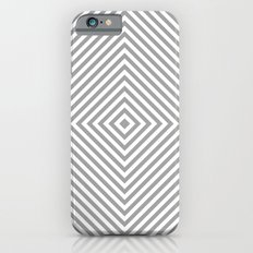 grey diamond Slim Case iPhone 6s