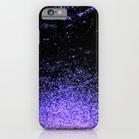 iPhone & iPod Case featuring infinity in purple by Marianna Tankelevich