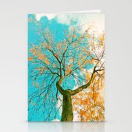 Autumn Hero Stationery Cards