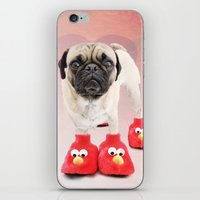 You don't have a pair or two too? iPhone & iPod Skin