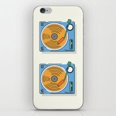 dj iPhone & iPod Skin