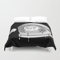 One Small Step, One Gian… Duvet Cover