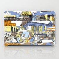 NY Stripes iPad Case