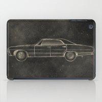 Supernatural: Impala iPad Case