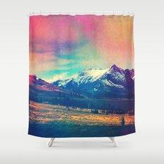 Grand Illusion. Shower Curtain
