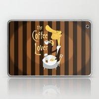 The Coffee Lover Laptop & iPad Skin