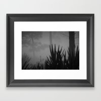 Enveloped Framed Art Print