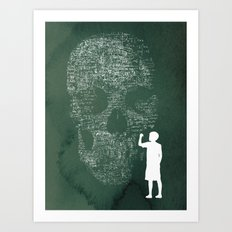 Equation Art Print