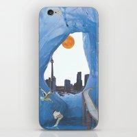 The Last Sandwich iPhone & iPod Skin