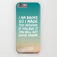 Good Karma iPhone 6 Slim Case