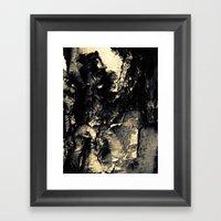 Peel Away Framed Art Print