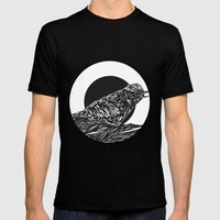 Nest Mens Fitted Tee Black SMALL