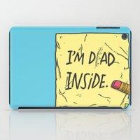 I'm Dad Inside iPad Case