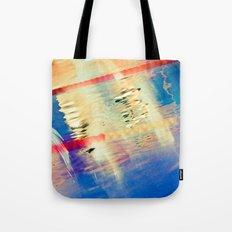 Swimming Pool 01B - Abstract Tote Bag