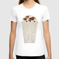 coffee T-shirts featuring Coffee by gunberk