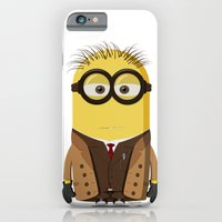 doctor who iPhone & iPod Cases featuring Doctor Who by Henrik Norberg