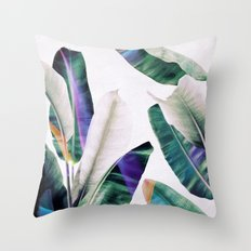 tropical #1 Throw Pillow