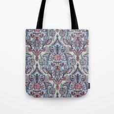 Botanical Moroccan Doodl… Tote Bag