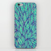 Natural Leaves iPhone & iPod Skin