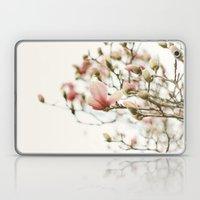 Portraits of Spring - II Laptop & iPad Skin