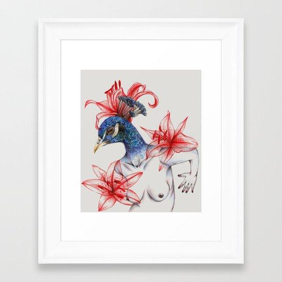 Breed II Framed Art Print