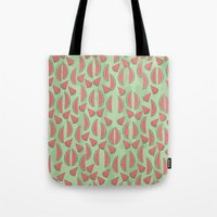Watermeloon Tote Bag
