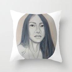 Away Throw Pillow