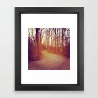 Where To... Framed Art Print