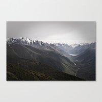 Mountain Treasures Canvas Print