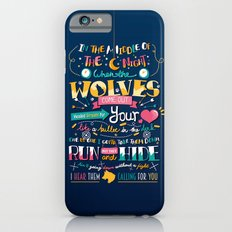 Wolves iPhone 6 Slim Case
