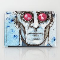 Dr Victor Fries iPad Case