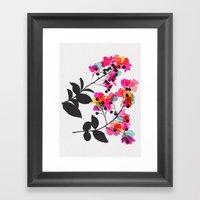 myrtle 4 Framed Art Print