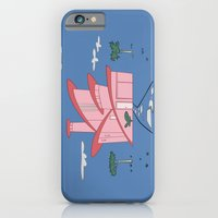 Pink Panther's Modern Ho… iPhone 6 Slim Case