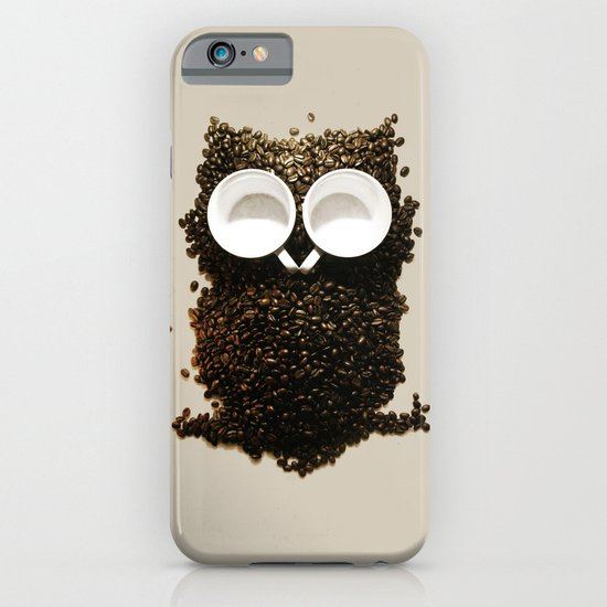Hoot! Night Owl! iPhone & iPod Case