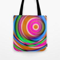Candy Twist Tote Bag